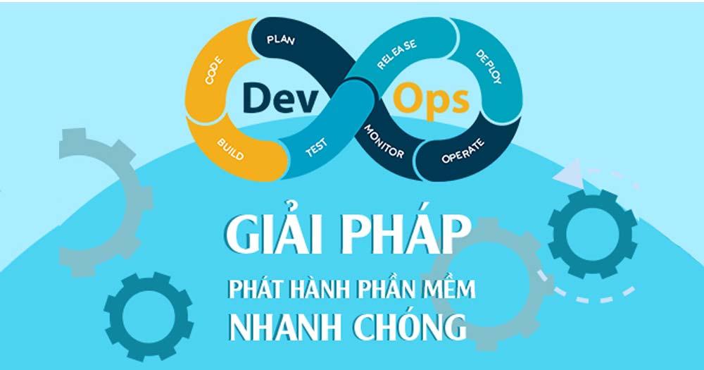 DevOps- Giải pháp phát hành phần mềm