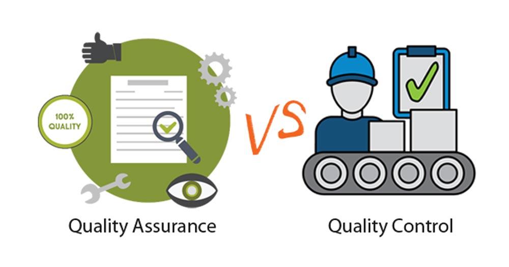 QA và QC yêu cầu những kĩ năng khác nhau