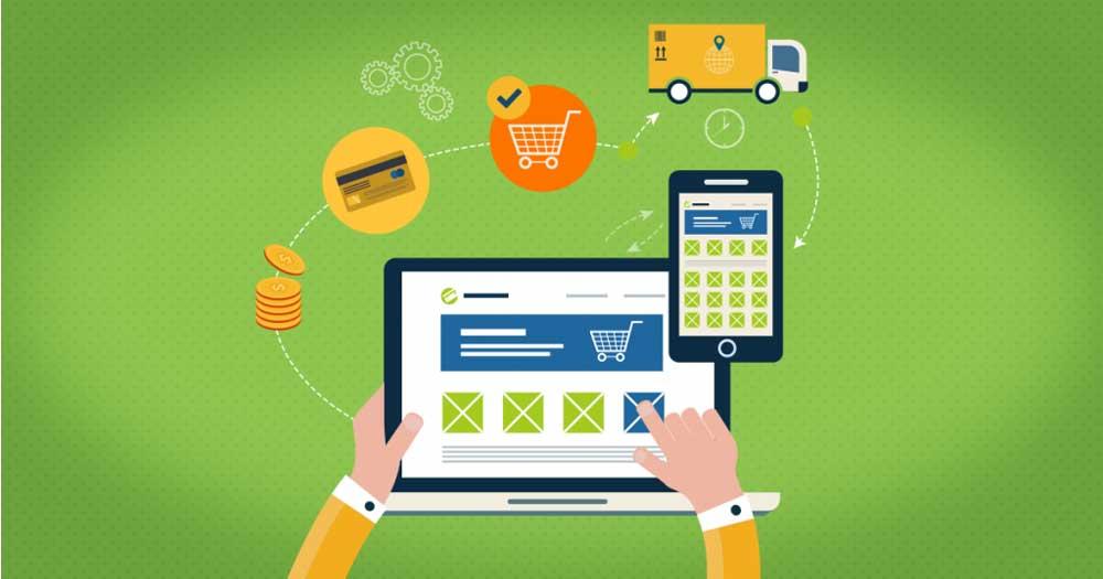 Bạn có thể chủ động quản lý và vận hành mọi thứ với mô hình bán hàng online