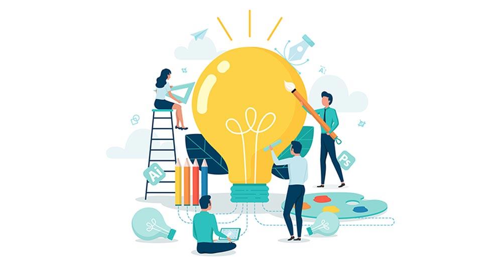 Ý tưởng thiết kế có thể đến từ mọi nguồn khác nhau