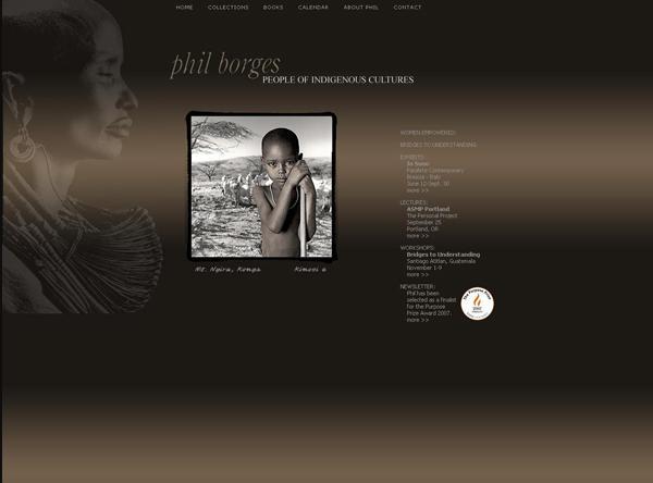 Phil Borges