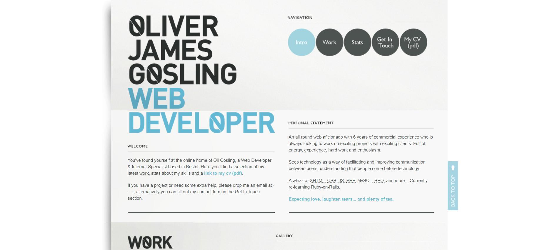 Oliver Golsing