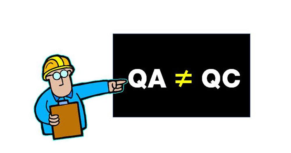 QA và QC có những nhiệm vụ khác nhau trong quy trình hoạt động