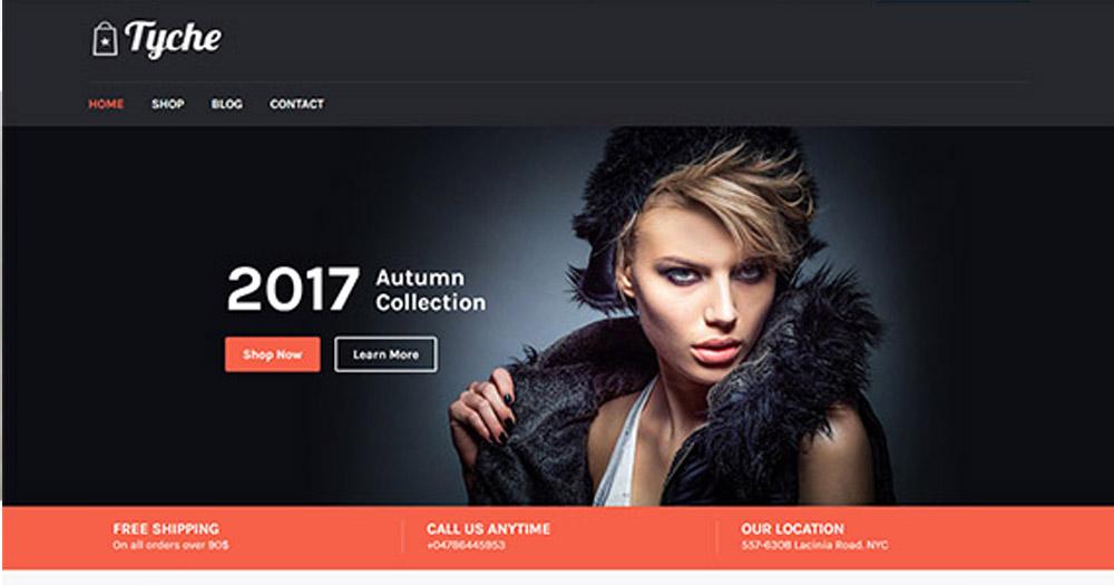 Theme WordPress Tyche