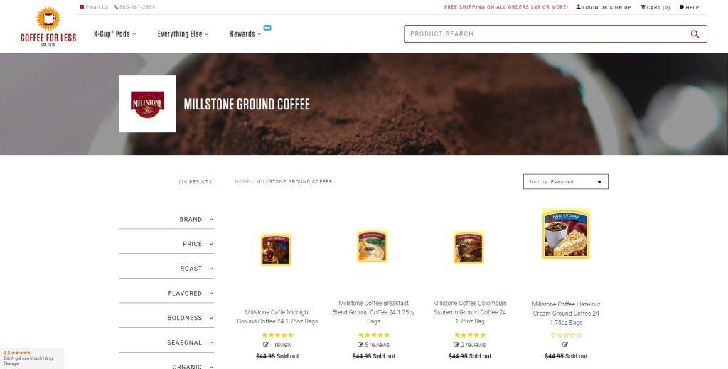 Millstone-Coffee